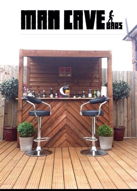 Outdoor Home Bar 25 Best Ideas About Garden Bar On Outdoor