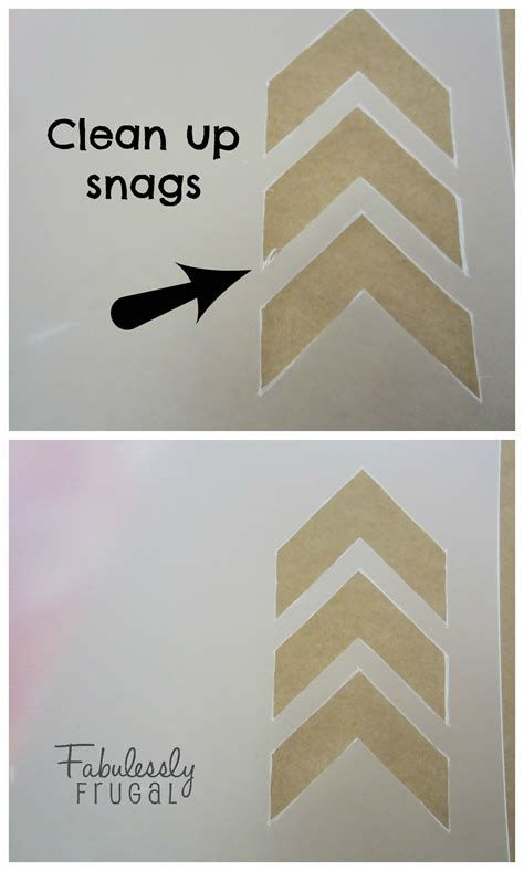 Handmade Stencils - diy stencil for accent walls and more