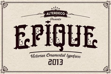 Kaos 3d Best Quality 10 fantastic high quality fashioned vintage fonts
