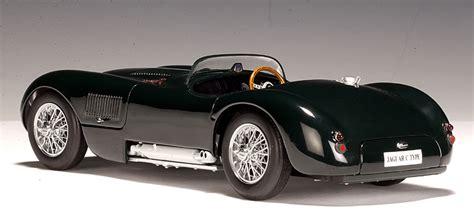 Jaguar C Type Autoart by Autoart 1951 Jaguar C Type Green 73500 In 1 18 Scale