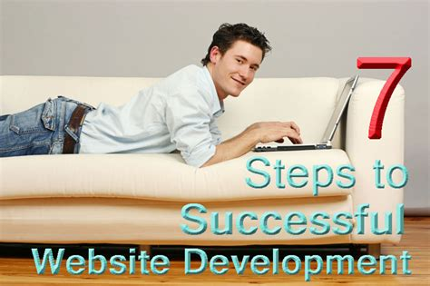 success 7 steps to a powerful presence what small organizations entrepreneurs freelancers writers and business owners need to about building an effective presence books 7 steps to successful website development