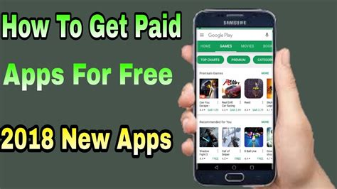 how to get free paid apps on android how to get paid apps and for free on android 2018 new apps