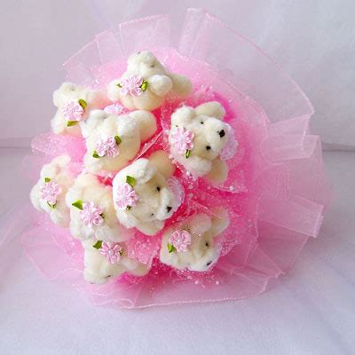 Plush Toy Bouquets Ebook From Ediblecraftsonline M