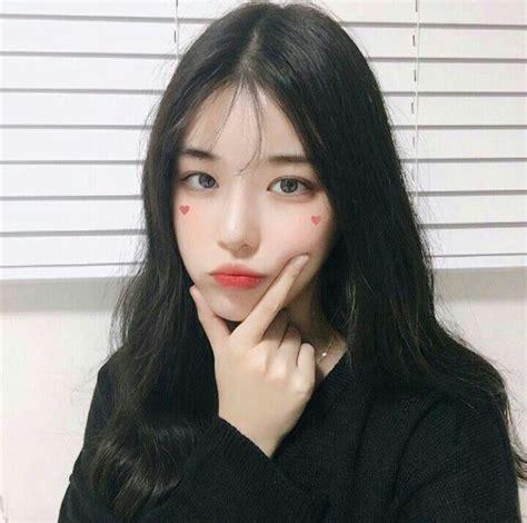 imagenes coreanas kpop korean girl icons tumblr ulzzang 안느 sonrisas