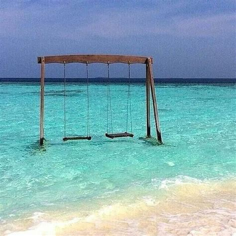 swing in the beach pinterest the world s catalog of ideas