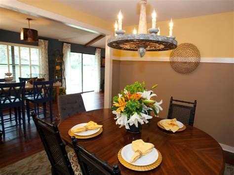two tone dining room color ideas at home design concept ideas