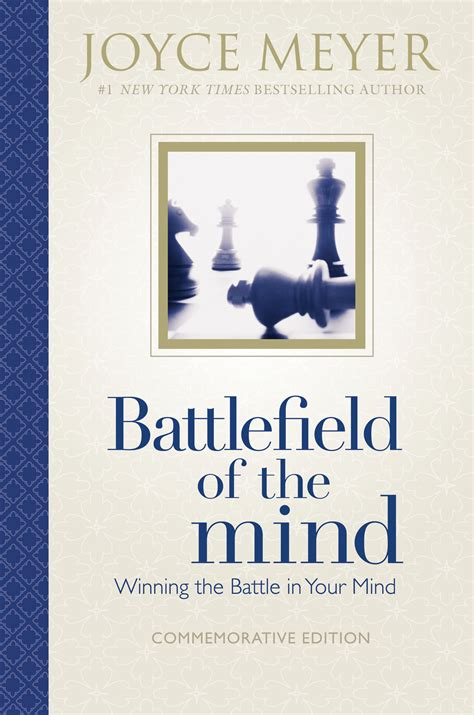 battlefield of the mind commemorative and updated battlefield of the mind faith words books