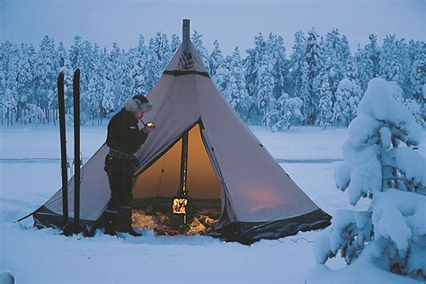 Herder's tent in Lappland   Winter Camping   Pinterest