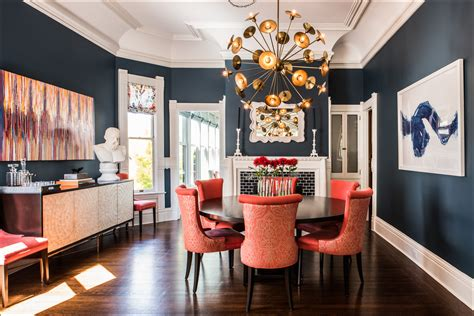 stunning dining room wall colors blue paint benjamin