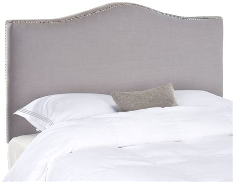 arctic upholstery jeneve arctic grey winged headboard headboards furniture