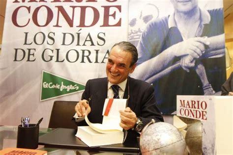 los das de gloria mario conde presenta y firma su libro los d 237 as de gloria vigo atl 225 ntico diario