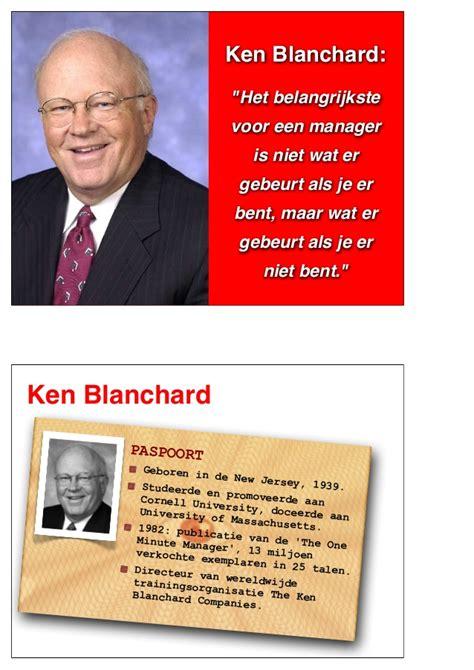 Ken Blanchard Mba by Mba In 233 233 N Dag Leiderschap