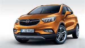 Opel Cars Models Opel Mokka X Features Specifications