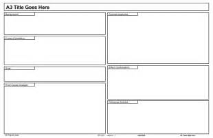 A3 Template by A3 Slide Template 11 X 17