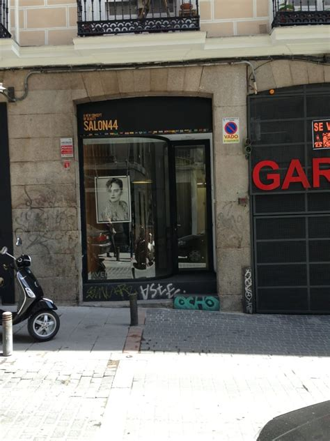 Madrid Hairdressers Does Again by Sal 243 N 44 Hairdressers Calle De Valverde 44 Malasa 241 A