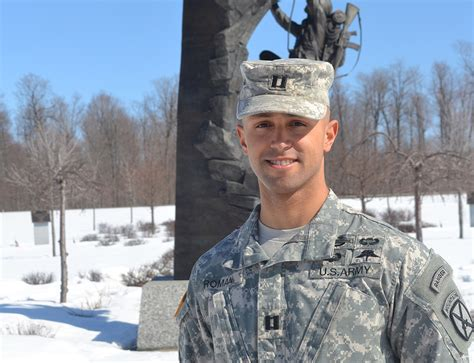 How To Become An Officer In The Army by Fort Drum Officer Named Recipient Of Macarthur Leadership