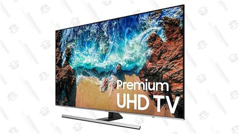 Samsung 75nu8000 by Black Friday Is Already Here For Samsung S Mid Range 4k Tvs Techkee