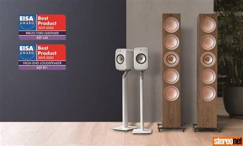 kef lsx   speakers scoop eisa  awards