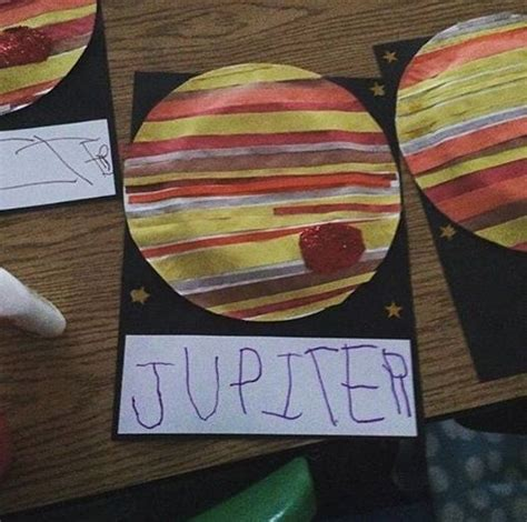 solar system arts and crafts for planet crafts for kindergarten funnycrafts planet