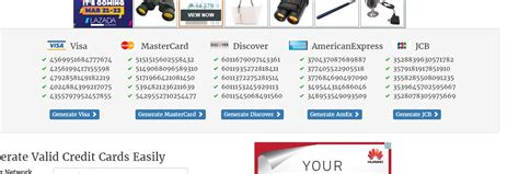 credit card security code generator template evil zone hackers community credit card hacking