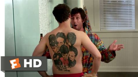 andy samberg tattoos that s my boy 2012 back tattoos 4 10