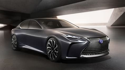 full hd wallpaper lexus coupe concept car side view