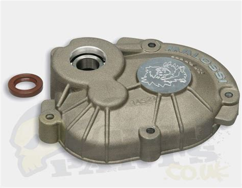 Vespa Lx 125 Upgrade Mallosi Italy malossi mhr gearbox cover piaggio pedparts uk