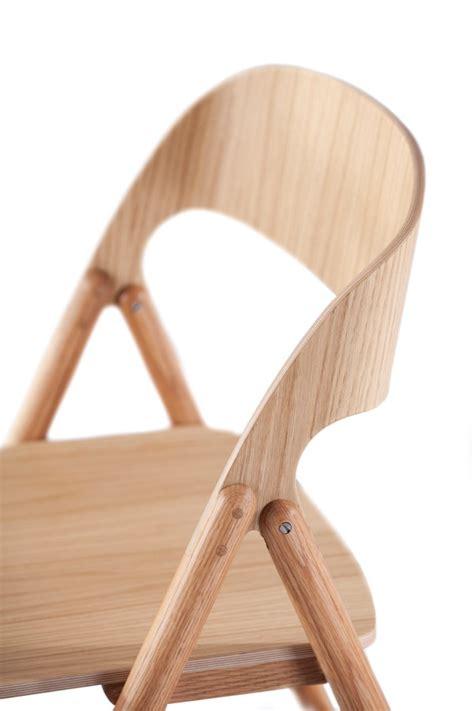 modern folding furniture awesome the folding chair gets a modern update design milk