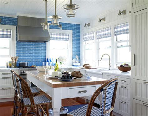 Decorating Ideas For Blue Kitchen Blue Kitchen Decor Blue Kitchen Wall Tile Ideas