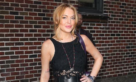 Lindsay Leaves Rehab by Lindsay Lohan Leaves Rehab Stylecaster