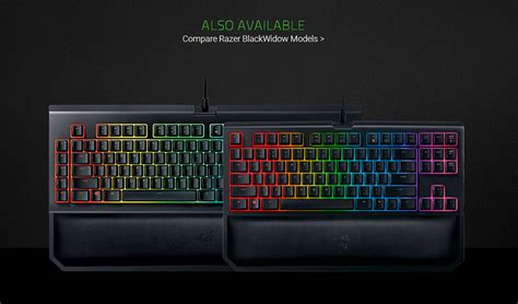 Razer Blackwidow Tournament Edition Chroma V2 Gaming Keyboard razer blackwidow tournament edition chroma v2 gaming keyboard