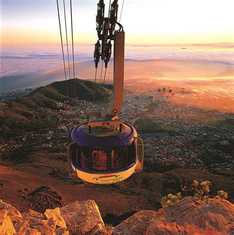 table mountain cable car south africa s iconic table mountain in cape town goway