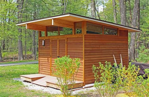 Shed With Deck by Deck House Shed