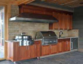 Exterior Kitchen Cabinets by Deck Skirtinghouse Exterior Landscape Home Design Scrappy