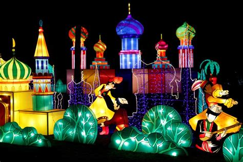 new year lanterns chiswick silk road lanterns light up gardens for lunar new