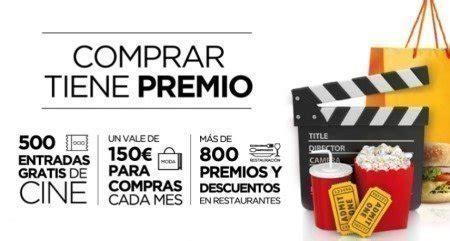 entradas cine nueva condomina cientos de premios con la promo de nueva condomina