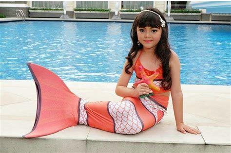 Putri Duyung Ariel baju putri duyung mermaid toko bunda