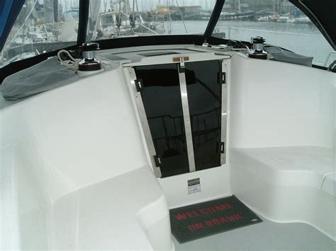 folding boat cabin door companionway doors for sail boats yachts 187 acrylic doors