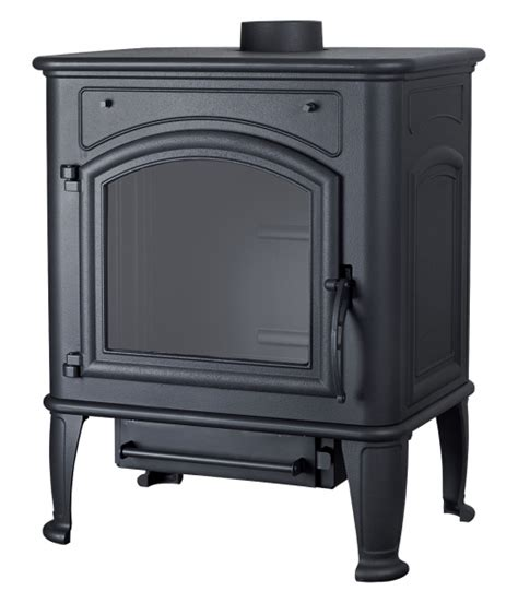 Freestanding Cast Iron Fireplace by Liseo Free Standing Cast Iron Place