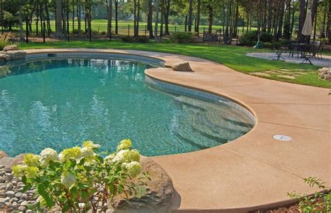 kool deck  pools kool deck samples pool ideas