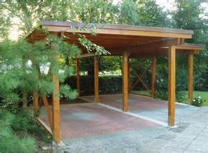 wooden carports designs cedar carport kits wood carport