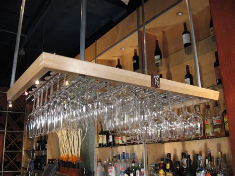 Hanging Bar Glass Rack by Get Creative Ideas Wine Glass Rack Shelf Laluz Nyc Home Design