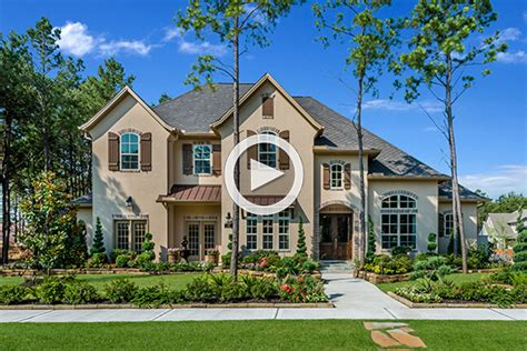 the woodlands liberty branch 60 homesites traditional