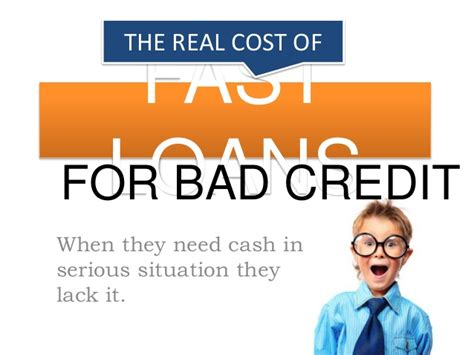 real lenders for bad credit instant loans from