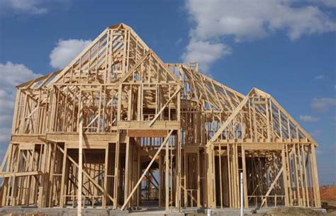 house frame building construction low rise residential buildings britannica com