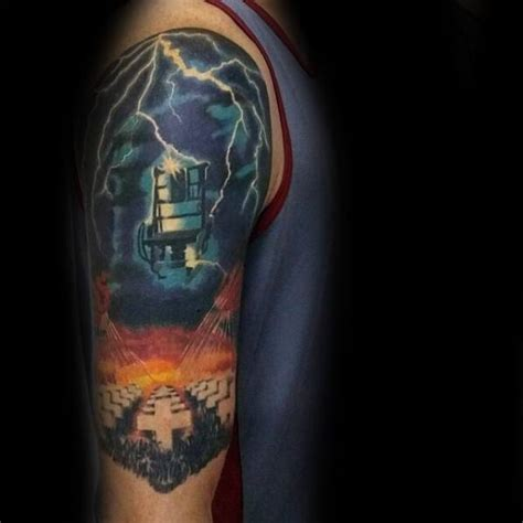 metallica tattoo designs 60 metallica tattoos designs for heavy metal ink ideas