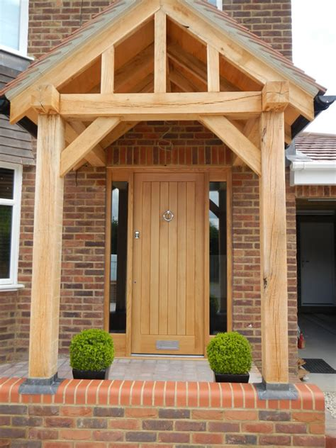 Country Style House Plans With Porches by Timber Amp Composite Doors In High Wycombe Kirkman Joinery