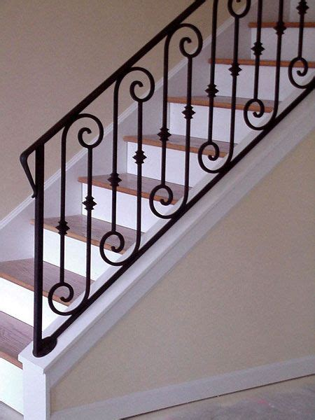 wrought iron banister railing best 25 wrought iron stair railing ideas on