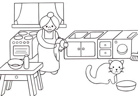 s 233 lection de dessins de coloriage cuisinier 224 imprimer sur