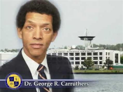 dr. george carruthers youtube